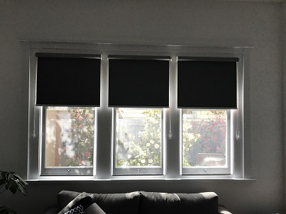 double roller blinds installed in geelong
