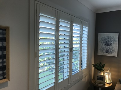 Charmant Timber Plantation Shutters