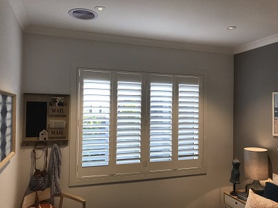 Timber plantation shutters indoor blinds and shutters geelong